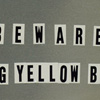 Beware Long Yellow Box