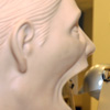 Dental school practice dummy